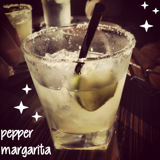 pepper margarita