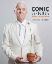 Comic Genius - Portraits of Funny People