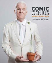 Comic Genius - Portraits of Funny People