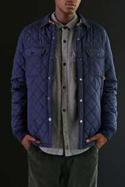CPO Russo Quilted Shirt Jacket