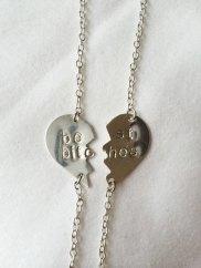 Best Bitches Handstamped Friendship Bracelets